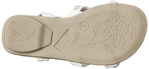 Kenneth Cole Reaction Brighten Beach Enfants filles Sandales white