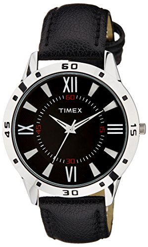 Timex Analog Black Dial Men\'s Watch - TW002E114