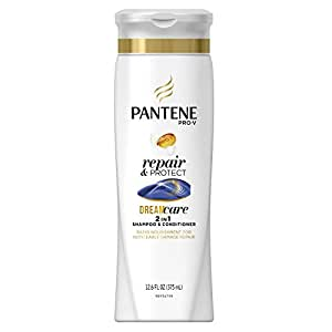 Pantene Pro-V Repair and Protect 2 In 1 Shampoo and Conditioner, 375ml