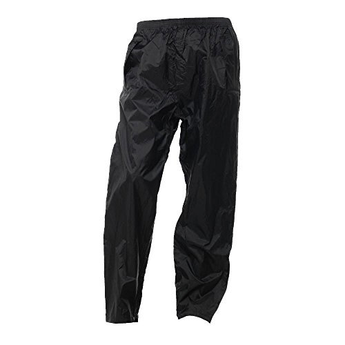 Regatta - Packaway 2 Regen-Überhose L,Black
