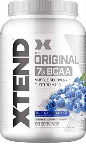 Scivation Xtend BCAA (90serv.) Blue Raspberry 1125 g