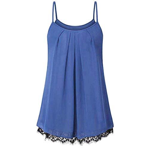 eidung Oberteile T-Shirt Sommer Gedruckt Ärmellos Rot Schwarz Weiß Blau Große Größe Weste Bluse Tanktops Camis Kleidung Tees ()