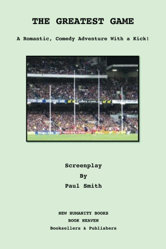The Greatest Game: Screenplay (English Edition)