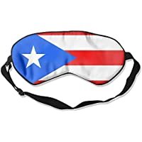 Puerto Rico Flag 99% Eyeshade Blinders Sleeping Eye Patch Eye Mask Blindfold For Travel Insomnia Meditation preisvergleich bei billige-tabletten.eu