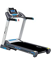 PowerMax Fitness TDA350 30 HP 7inch Blue LCD Display with 4