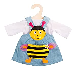 Desconocido Heless 2588heless Bee Vestido para muñeca (2Unidades)