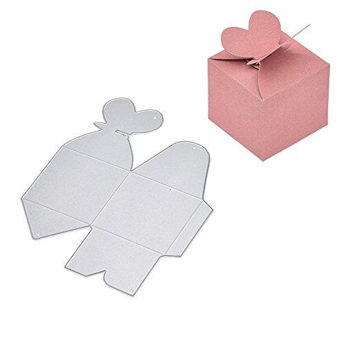 Demiawaking - Fustella stencil per scatola da regalo per dolciumi ...