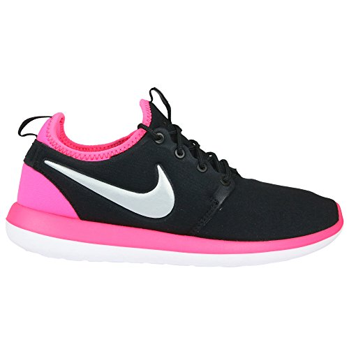 Nike Damen Roshe Two (GS) Laufschuhe, Black
