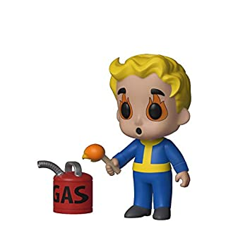 Funko 35533 5 Star: Fallout S2: Vault Boy (Pyromaniac), Multi