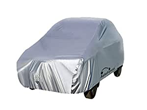 Autofurnish Silver Car Body Cover For Fiat Punto Evo - Silver