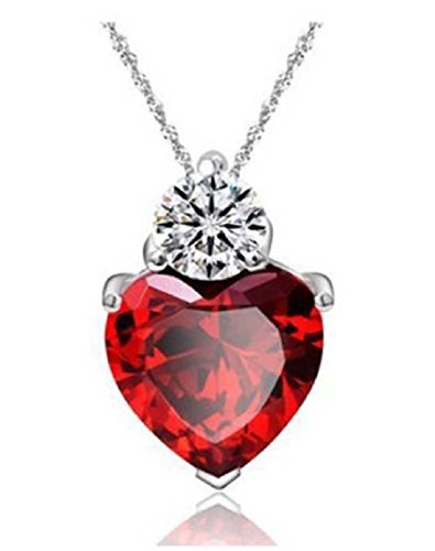 ladies-silver-amethyst-heart-dolphin-penguin-cat-pendant-necklace-for-women-girls-garnet-red-heart-1