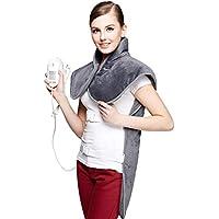 SYR&M Heizkissen Elektrisch Für Rücken, Nacken, Schulter, Erleichterung der Schmerz 3 Temperaturstufen preisvergleich bei billige-tabletten.eu