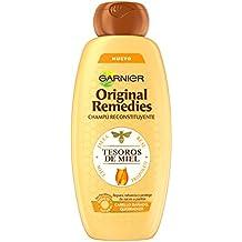 Garnier Original Remedies Tesoros Miel Champú - Total: 400 ml