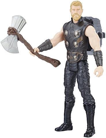 Avengers E0616102 Infinity War War War Titan Hero Power FX Thor, Multicolore | Fabrication Habile  fac15c