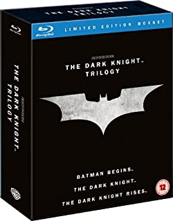 The Dark Knight Trilogy [Blu-ray] [2005] [Region Free] (B008JARIIA)   Amazon price tracker / tracking, Amazon price history charts, Amazon price watches, Amazon price drop alerts