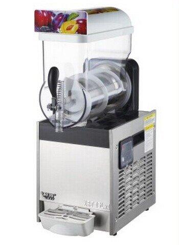220–240V AC/110V-120V AC kommerziellen Single Tank 15L schneenässe, die sich Maschine/Mix Cocktails Eis und Slush Maschine Smoothie Maker