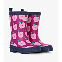 Hatley Wellies Matte Apple Orchard