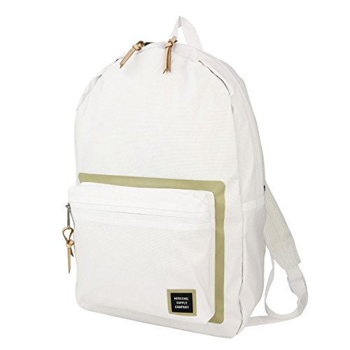 HERSCHEL Zaino Settlement Studio Collection 20 lt 10005-00788-OS White AI16 Bianco
