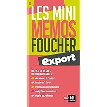 Les mini memos Foucher - Export avec Incoterms