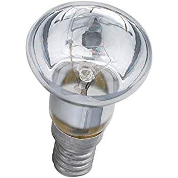 Lava Lampe Glühbirne Ses E14 2x 25W R39 Dimmbare Perle Reflektor Scheinwerfer
