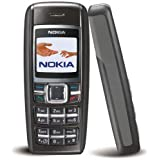 (CERTIFIED REFURBISHED) Nokia 1600 (Black)