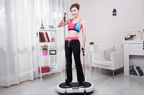 41mIopxz3bL - Crazy Fit Ultrathin Vibration Plate Massage