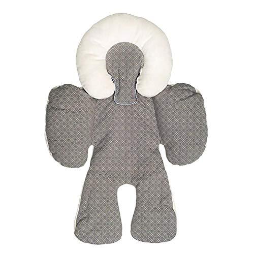 Eternitry Kinderwagen Pad Baby Auto Sitzkissen Kinder Doppelseitige Hochstühle Abdeckung Jungen Mädchen Abnehmbare Frühling Sommer Pads Infant Universal Fitting Trolley Abdeckung