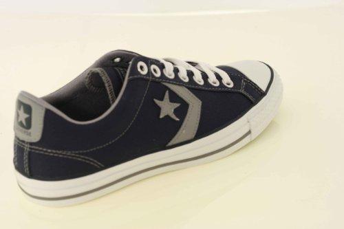 Converse Star Player EV OX Can Navy Grey Blau