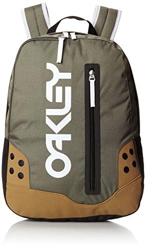 Oakley Rucksack B1b Pack - Mochila de senderismo, color verde, talla Talla única