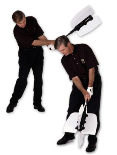 Golf & More Power Swing Fan Outil d'entraînement au swing