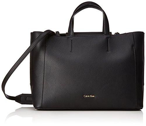 Calvin Klein Metropolitan Tote - Borse Donna, Nero...