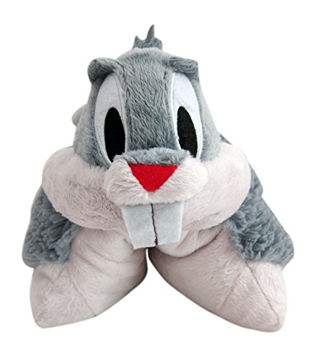 pillow-pets-defun71109-looney-tunes-bugs-bunny-di-peluche-27-cm