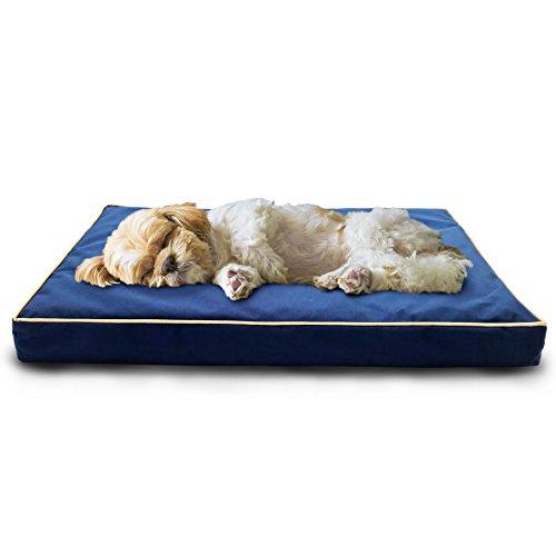 Furhaven Pet Deluxe Orthopädische Pet bett Matratze für Hunde und Katzen–erhältlich in über 25Farben