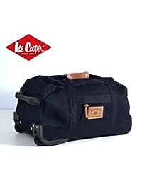 Lee Cooper – Bolsa de viaje a ruedas 2 ruedas 55 cm Weekend azul