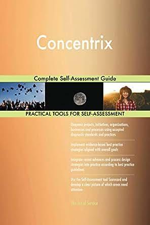 Concentrix Complete Self-Assessment Guide eBook: Gerardus
