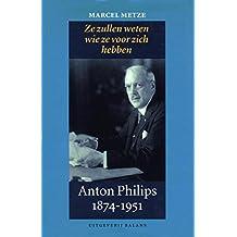 Anton Philips 1874-1951