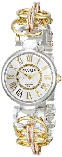 Akribos AK679TRI - Reloj para mujeres