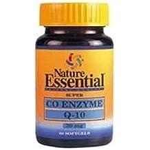 Co-Enzyma Q10 60 perlas de 30 mg de Nature Essential