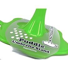 Puddle effetto Free Standing Portaombrelli Green