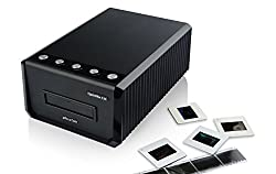Plustek Opticfilm 135, The Motorized 35mm Slide & Negative Film Scanner, Up To 3600 Dpi