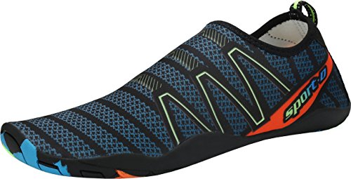 Gaatpot Beach Shoes Signore Mens Beach Aqua Shoes Water Shoes Scarpe Da Surf Antiscivolo Beach Shoes Nuotare Scarpe Aqua Shoes Summer Green