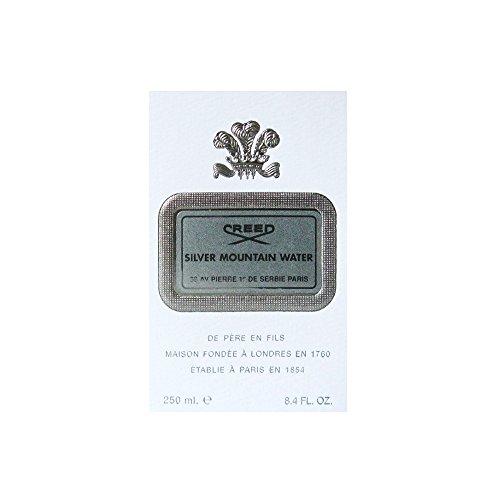 Creed Millesime Silver Mountain Water homme/man, Eau de Parfum Schüttflakon, 1er Pack (1 x 250 ml) -