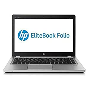HP Ultrabook 9470m 35,6 cm (14 Zoll) Notebook (Intel Core i7 3687U, 2,1GHz, 4GB RAM, 500GB HDD, Win 8 Pro) silber