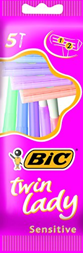 BIC Twin Lady Maquinillas Afeitar Desechables Mujer