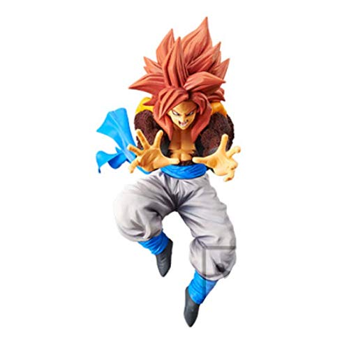 Banpresto Dragon Ball GT ultimate fusion Big Bang Kamehameha! Figure SS4 Gogeta