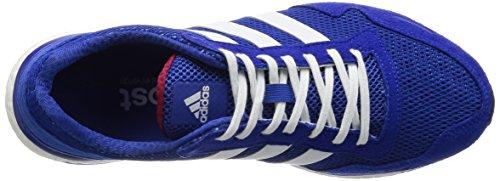 adidas ADIZERO ADIOS BOOST 3 Laufschuhe Herren bold blue-ftwr white-unity pink