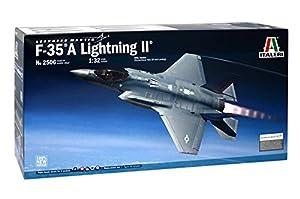 Italeri 2506 Vaso 1: 32 Escala Lockheed F 35 Iluminación II Aircraft