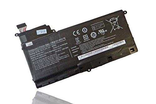 vhbw Batterie 6100mAh (7.4V) Notebook Samsung 530U4B-S03 530U4C-A01 530U4C-A02 530U4C-S01 530U4C-S02 535U4C BA43-00339A NP530U4B comme AA-PBYN8AB.