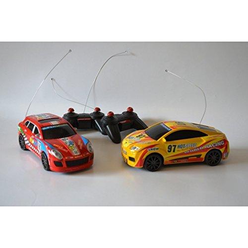 Coffret 2 voitures de Rallye Fast Rider