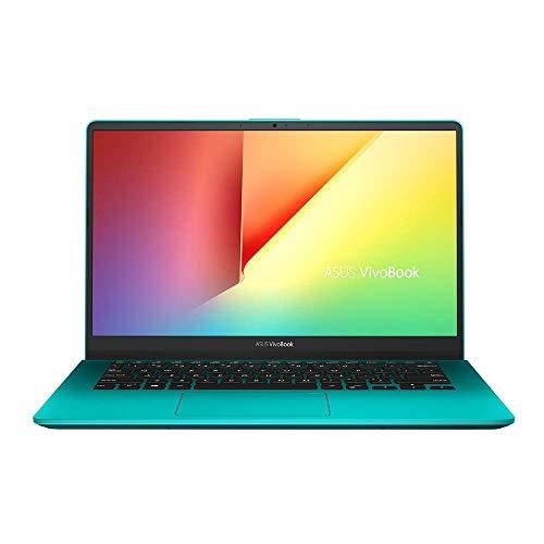 ASUS VivoBook S14 S430UF 90NB0J61-M00250 Notebook (35,6 cm, 14 Zoll, FHD, Matt, Intel Core i5-8250U, 8GB RAM, 256GB SSD, NVIDIA MX130 (2GB), Windows 10 Home) Firmament green -